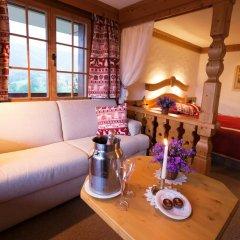 Отель Le Grand Chalet 4* Стандартный номер с различными типами кроватей фото 3