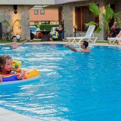 Отель Magnolia Garden Aparthotel Солнечный берег бассейн