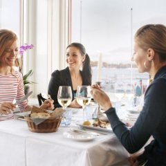Отель Sandhamn Seglarhotell питание