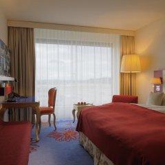 Radisson Blu Hotel Zurich Airport 4* Стандартный номер с различными типами кроватей фото 3