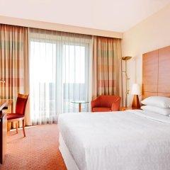 Sheraton Duesseldorf Airport Hotel 4* Улучшенный номер с различными типами кроватей фото 2