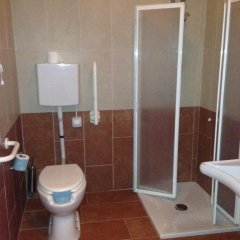Hotel Residence Maria Grazia ванная