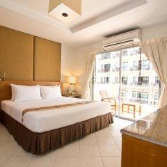 Отель Bella Villa Prima 3* Стандартный номер фото 4