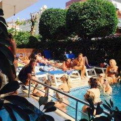 Caligo Apart Hotel бассейн