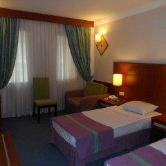 Aegean Park Hotel 3* Стандартный номер с различными типами кроватей фото 2