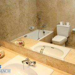 Отель Coral Beach Aparthotel 4* Улучшенные апартаменты с различными типами кроватей фото 4