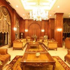 DeLuxe Golden Horn Sultanahmet Hotel интерьер отеля