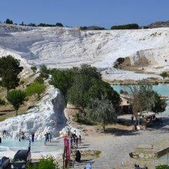 Sahin Турция, Памуккале - 1 отзыв об отеле, цены и фото номеров - забронировать отель Sahin онлайн приотельная территория