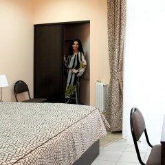 Гостиница Перекресток Стандартный номер 2 отдельные кровати фото 7