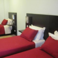 Отель Residencial Faria Guimarães Стандартный номер разные типы кроватей фото 3