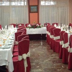 Отель Apartamentos Campana Эль-Грове помещение для мероприятий фото 2