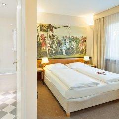Отель Austria Trend Parkhotel Schönbrunn 4* Номер Делюкс с различными типами кроватей фото 2