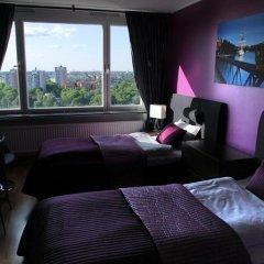 Отель Liljeholmens Stadshotell Полулюкс с различными типами кроватей фото 6
