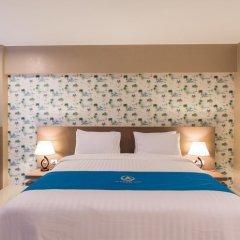 The Phu Beach Hotel 3* Улучшенный номер с двуспальной кроватью фото 4