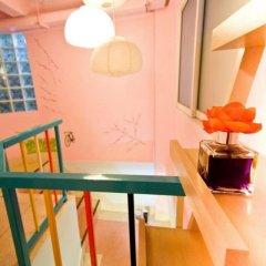 Baan Nampetch Hostel Номер категории Эконом с различными типами кроватей фото 2