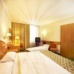 Erzsebet Hotel City Center 3* Стандартный номер с различными типами кроватей фото 3