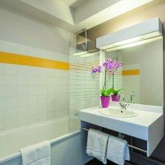 Отель Appart'City Lyon - Part-Dieu Garibaldi Студия с различными типами кроватей фото 7