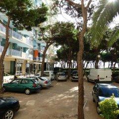 Отель Blanes Condal Испания, Бланес - отзывы, цены и фото номеров - забронировать отель Blanes Condal онлайн парковка