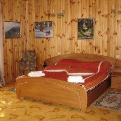 Гостиница Сахалин Коттедж разные типы кроватей