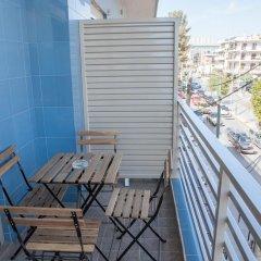 Отель Lak Peristeri Homes балкон