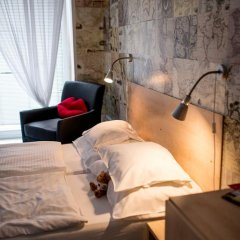 Hostel Florenc Стандартный номер с двуспальной кроватью фото 6