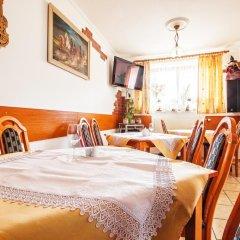 Отель Chata pod Jemiołą Польша, Закопане - отзывы, цены и фото номеров - забронировать отель Chata pod Jemiołą онлайн питание фото 2