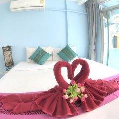 Отель The Room Patong 2* Номер Делюкс с различными типами кроватей фото 4