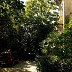 Отель Villa Maryluna Франция, Ницца - отзывы, цены и фото номеров - забронировать отель Villa Maryluna онлайн приотельная территория