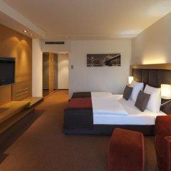 Отель Dorint Main Taunus Zentrum Frankfurt/Sulzbach 4* Стандартный номер разные типы кроватей фото 4