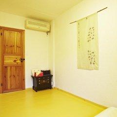 Отель Mumum Hanok Guesthouse 3* Стандартный номер с двуспальной кроватью фото 5