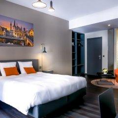 Atlas Hotel Brussels 3* Стандартный номер с двуспальной кроватью