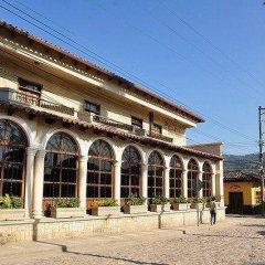 Отель Plaza Copan Гондурас, Копан-Руинас - отзывы, цены и фото номеров - забронировать отель Plaza Copan онлайн спортивное сооружение