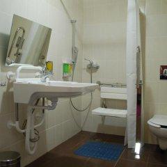 Гостиница Амакс Турист ванная