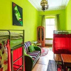 Отель Babel Hostel Польша, Вроцлав - отзывы, цены и фото номеров - забронировать отель Babel Hostel онлайн комната для гостей фото 2