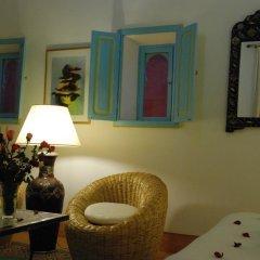 Отель Riad Agathe 4* Стандартный номер фото 26