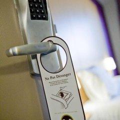 B&B Hotel Lyon Caluire Cité Internationale 3* Стандартный номер с различными типами кроватей фото 12