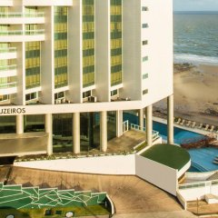 Hotel Luzeiros São Luis бассейн фото 2