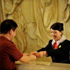 Отель Vienna Shenzhen Xiashuijing Subway Station Шэньчжэнь развлечения
