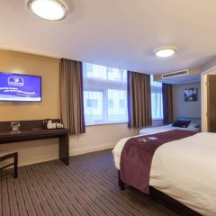Manchester City Centre (Arena/Printworks) Hotel удобства в номере