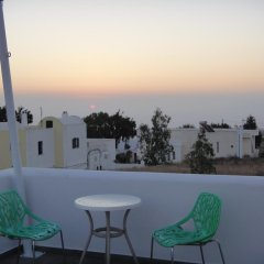Отель Jb Villa Греция, Остров Санторини - отзывы, цены и фото номеров - забронировать отель Jb Villa онлайн балкон