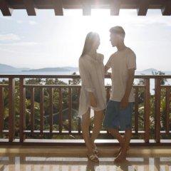 Отель The Ritz-Carlton Sanya, Yalong Bay Китай, Санья - отзывы, цены и фото номеров - забронировать отель The Ritz-Carlton Sanya, Yalong Bay онлайн балкон
