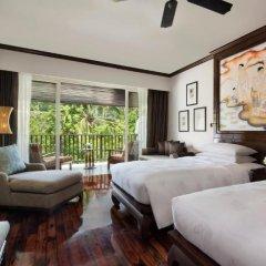 Отель JW Marriott Khao Lak Resort and Spa 5* Номер Делюкс с различными типами кроватей фото 5
