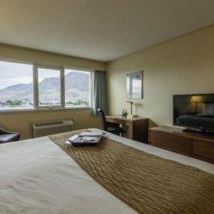 Отель Thompson Hotel & Conference Center Канада, Камлупс - отзывы, цены и фото номеров - забронировать отель Thompson Hotel & Conference Center онлайн комната для гостей фото 3