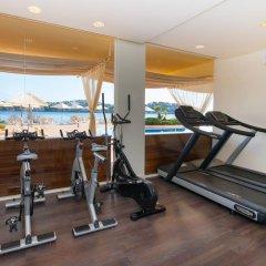Iberostar Suites Hotel Jardín del Sol – Adults Only (отель только для взрослых) фитнесс-зал фото 3