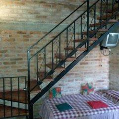 Отель Cabañas la Casona Аргентина, Мина Клаверо - отзывы, цены и фото номеров - забронировать отель Cabañas la Casona онлайн интерьер отеля