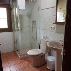 Отель El Pedrayu ванная