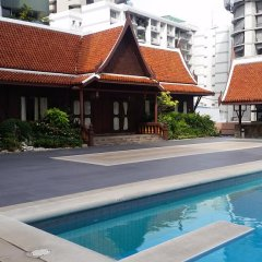 Отель Ariston Бангкок бассейн фото 2