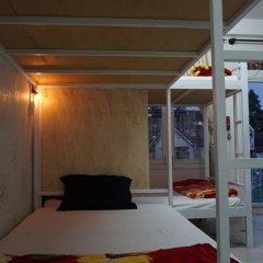 Dalat Backpackers Hostel Кровать в общем номере фото 13