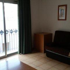 Отель Apartamentos Olivo Испания, Льорет-де-Мар - отзывы, цены и фото номеров - забронировать отель Apartamentos Olivo онлайн комната для гостей фото 2
