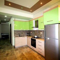Апартаменты Rent in Yerevan - Apartment on Mashtots ave. Апартаменты 2 отдельными кровати фото 5